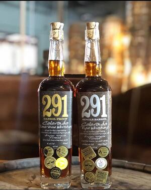 291 Stave Finished Rye and Bourbon