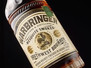 Warbringer Mesquite Smoked Bourbon