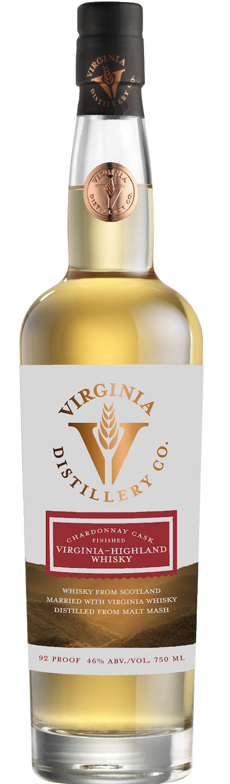 Virginia Distillery Company Whisky