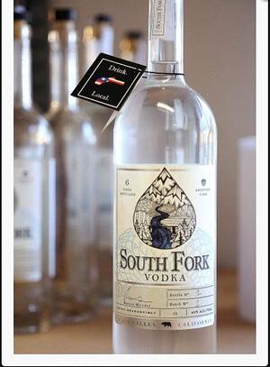 South Fork Vodka