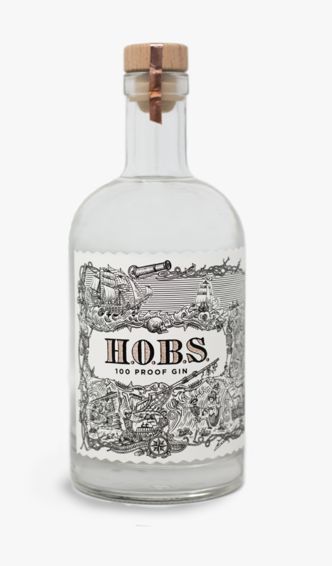 Young & Yonder H.O.B.S Gin