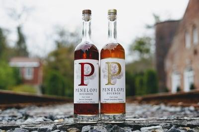 Penelope Bourbon 2 Bottles