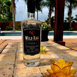 Wild Rag Vodka by South Texas Distillery